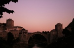 30_Mostar Brige Sunset